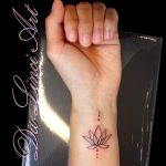 lotus tattoo fower