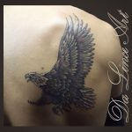 Da Linci Art Tattoo Eagle arend