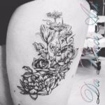 flower-tulip-lotus-tattoo