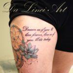 #dreamcatcher #dreamcatchertattoo #lotus #lotustattoo #writing #writingtattoo #feather #feathertattoo #bluetattoo #babybluetattoo #tattoowoman #dromenvanger #dromenvangertattoo #tattoo #tattoos #tattooshop #dalinciart #zwijndrecht